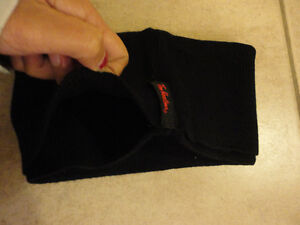 Brand new Tim Hortons black cable knit neck warmer London Ontario image 4