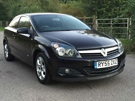 Vauxhall Astra 3dr sxi black