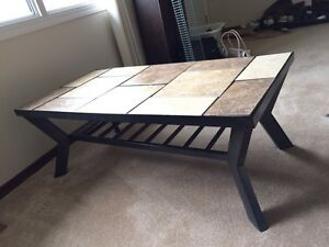 Coffee Table / Side stable combo