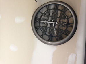 Beautiful Accent Outdoor Wall Clock