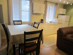 Furnished 1bed & den,1 bath, short term, available North Shore Greater Vancouver Area image 3