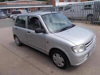 2000 Daihatsu Cuore 1.0 + AUTOMATIC 19000 MILES LOW MILEAGE