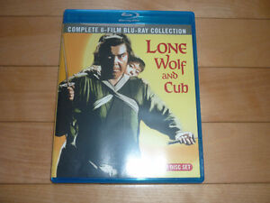 LONE WOLF AND CUB  - BLU-RAY COLLECTION Saguenay Saguenay-Lac-Saint-Jean image 1