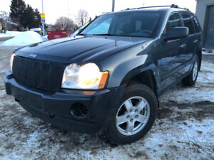 2007 JEEP GRAND CHEROKEE LERADO ALL WHHEEL DRIVE