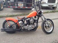 1979 Harley Ironhead