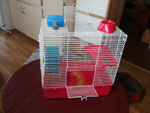 Gerbil or Hamster cage