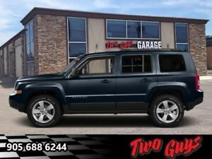 2016 Jeep Patriot Sport  -  - Leather Seats - Navigation