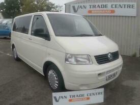 2004 Volkswagen Transporter T5 T28 TDI SWB WINDOW VAN *NO VAT* Manual Panel Van