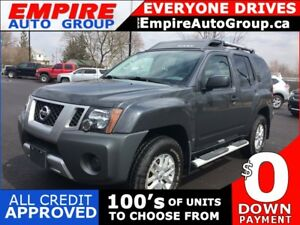 2015 NISSAN XTERRA 4WD * POWER GROUP * LOW KM