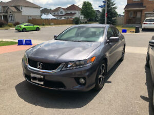 2013 Honda Accord Coupe EX-L V6 w/NAVI For Sale