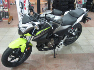 Mint Condition Honda CB300F with ABS ! **NOW SOLD***