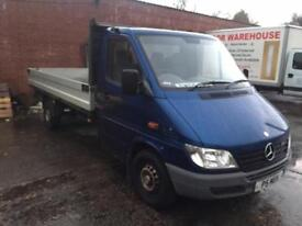 Mercedes-Benz Sprinter 2.2TD 311CDi LWB 3.5t DROPSIDE RECOVERY,HPI CLEAR,1 OWNER