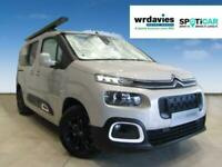 2020 Citroen Berlingo BLUEHDI FLAIR XL S/S EAT8 Auto MPV Diesel Automatic
