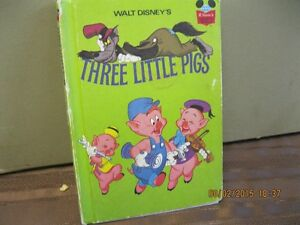 THREE  LITTLE PIGS   YEAR   1972 Oakville / Halton Region Toronto (GTA) image 1