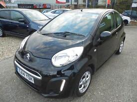 Citroen C1 1.0i ( 68bhp ) 2013MY Edition, 1 Owner & Only 18,000 Miles From New