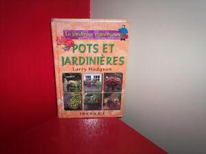 POTS ET JARDINIÈRES, DE LARRY HODGSON