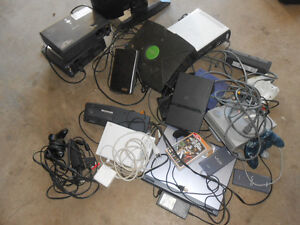 Selling a Collection of Gaming Systems and Electronics