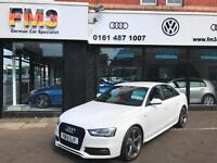 Audi A4 2.0TDI ( 143ps ) Multitronic 2013MY Black Edition