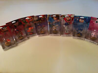 Lot of Amiibos:  Diddy, Ike, Squid Girl, Falcon, Pit & more