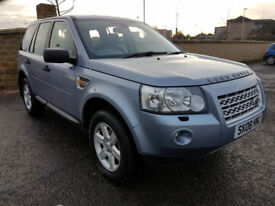 1 OWNER - LAND ROVER FREELANDER 2 - 2.2 TD4 WITH SERVICE HISTORY