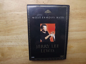 """FS: Jerry Lee Lewis """"Most Famous Hits"""" DVD"""