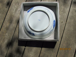 Japanese Plate in Box EXCELLENT Condtition Kitchener / Waterloo Kitchener Area image 2