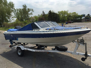 Sport Craft Bowrider (16ft) with 1996 Johnson 88 2-stroke OB