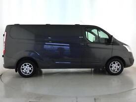 2014 FORD TRANSIT CUSTOM 2.2 TDCi 125ps L2 H1 FWD Limited Long Wheelbase Van