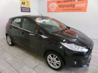 2015 Ford Fiesta 1.25 82 Zetec ALLOYS, AIR CON, ***BUY FOR ONLY £38 A WEEK***
