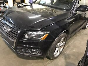 Looking for front end parts AUDI Q5 - 2012