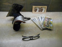 collectible antique stereoscope