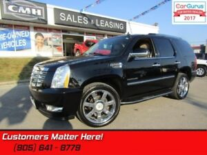 2011 Cadillac Escalade   NAV, ROOF, BLINDSPOT, QUADS, P/GATE, 22