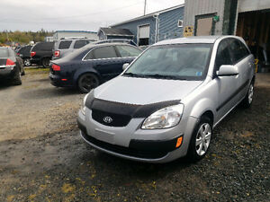 2007 Kia Rio5 EX Hatchback ** New 2 Yrs. MVI