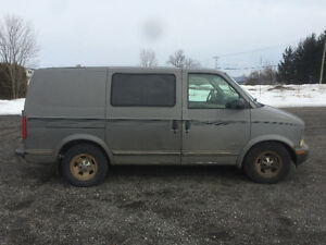 VENDU MERCI HASSEN!!!!!! Chevrolet Astro Cargo
