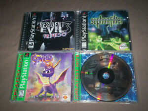 PLAYSTATION 1, 3, 4 & PSP GAMES-CRASH-GTA-SPYRO+MORE!