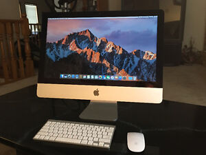 Apple iMac - Late 2012 - 21.5 inch - i5 2.9 Ghz - 1TB - 8GB