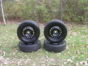 Winter tires 225/60R/17