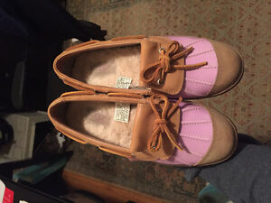 UGG waterproof moccasins