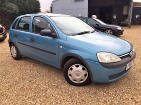 Vauxhall/Opel Corsa GLS 1.2i 16v Warranty and delivery available Part-Ex welcome