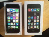 Apple Iphone 5s Space Gray 16gb-Unlocked