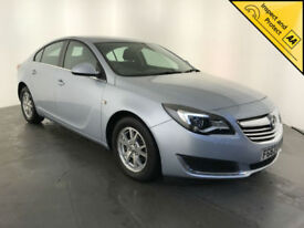 2013 63 VAUXHALL INSIGNIA DESIGN CDTI ECO DIESEL 1 OWNER SERVICE HISTORY FINANCE