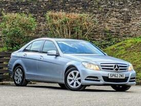 image for 2012 Mercedes-Benz C Class 2.1 C200 CDI BlueEFFICIENCY SE (Executive) 7G-Tronic