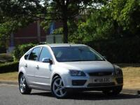 Ford Focus 1.6 2008 Zetec Climate +1 OWNER +FULL FORD SERV HISTORY +LOW MILES