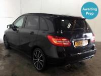 2014 MERCEDES BENZ B CLASS B200 CDI BlueEFFICIENCY Sport 5dr Auto MPV 5 Seats