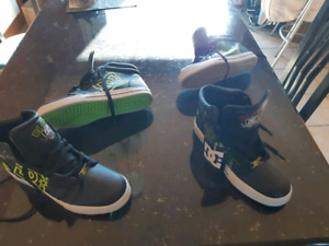 Souliers linge DC shoes