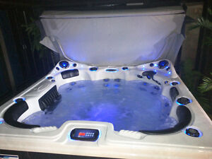 Get The Party Started | Customize Your Hot Tub Experience Strathcona County Edmonton Area image 1