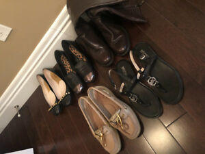 Shoes for sale.. MK, Guess, etc  (sizes 8.5-9)