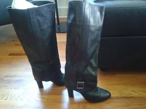 Leather Ladies Boots - New- Made in Spain