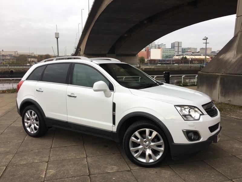 2012 Vauxhall Antara 2.2 CDTi SE AWD 5dr (start/stop, Nav)