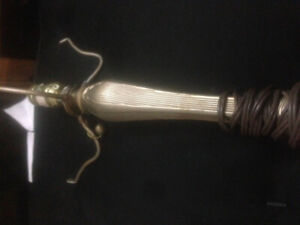 Antique bedside lamps